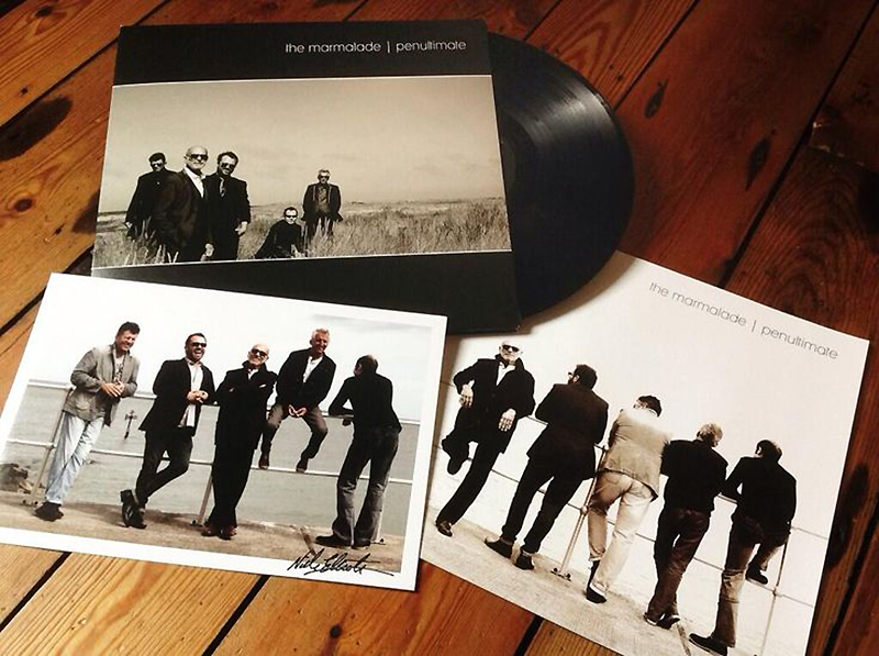 Almost Final Vinyl