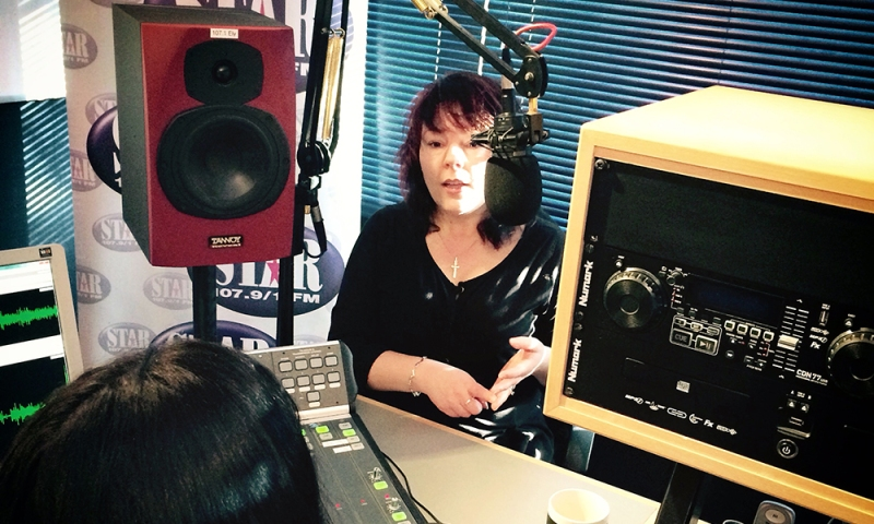 Talking Media Relations On TheRadio