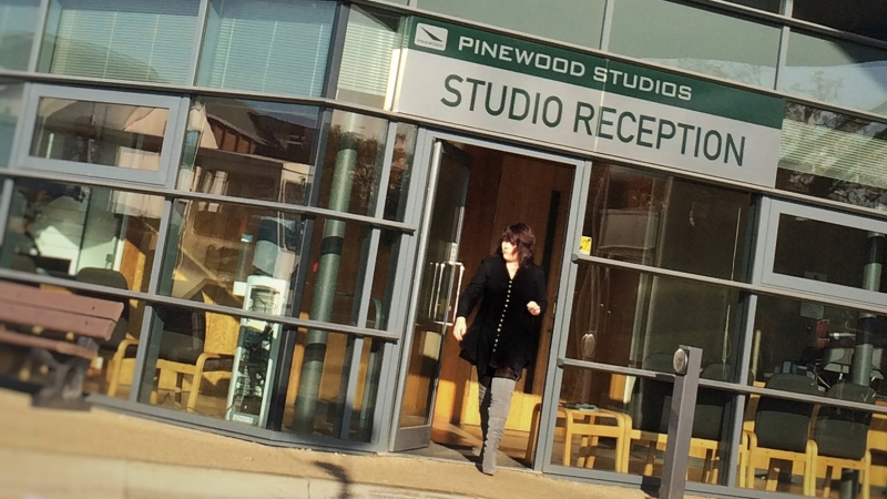 Why? Because It's Pinewood!