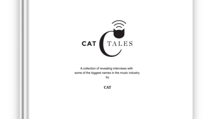 Journey Backstage with CATtales Book